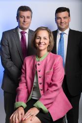 Maite, cristobal y Wim